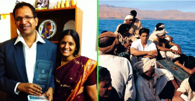 As Swades Complete 14 Years, Here's The Story Of Real-Life NRI Couple Behind It