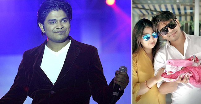 Singer Ankit Tiwari Blessed With A Baby Girl, Says Holding Her Is The Best Moment Of His Life
