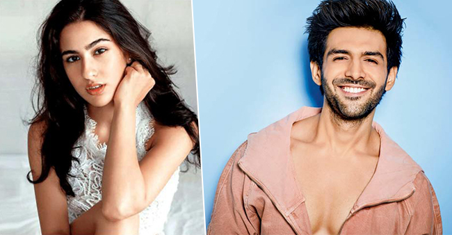 Swiping Kartik Aaryan Right Multiple Times, Sara Ali Khan Wants To Present Him Something Beautiful
