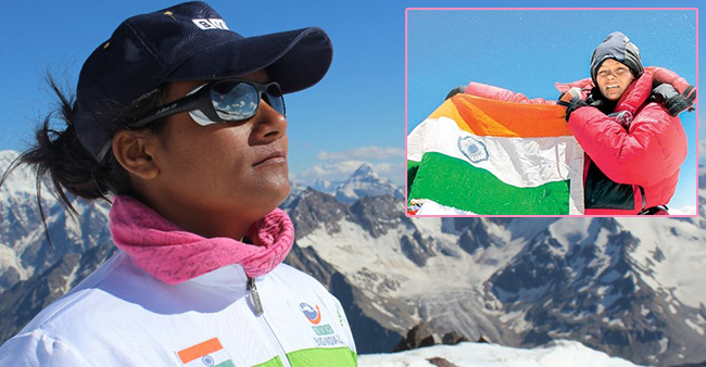 Dr. Arunima Makes India Proud Once Again, After Everest She Sets A New Record Of World's 1st Woman Amputee To Climb Mt Vinson
