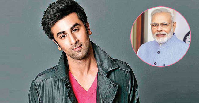 Ranbir reveals the reason behind not clicking a solo pic of him with PM Narendra Modi