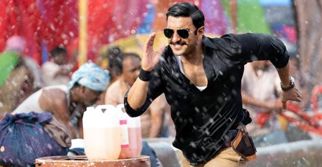 Box office collection: Ranveer Singh starrer Simmba enters the 100 crores club in just 5 days