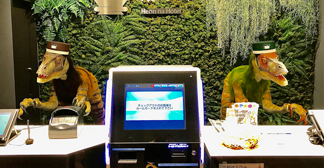 World's 1st Robot Hotel In Japan Fired Half Of Its Robos Because Of Poor Work