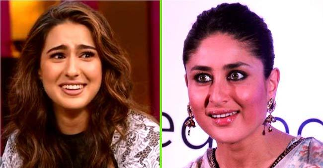 Sara Ali Khan's response to the question on Kareena AKA Poo being her step-mom is unmissable