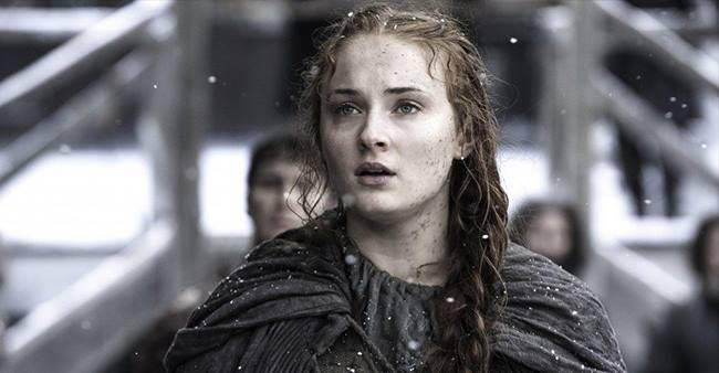 Sophie AKA Sansa Stark Reveals Why She Didn't Wash Her Hair For Weeks For GOT Season 2