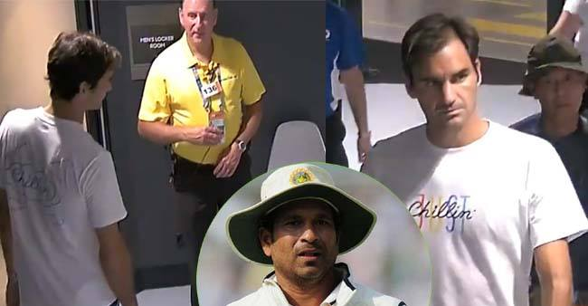 Roger Federer Won Hearts With The Viral Video, Master Blaster Applauded His Act