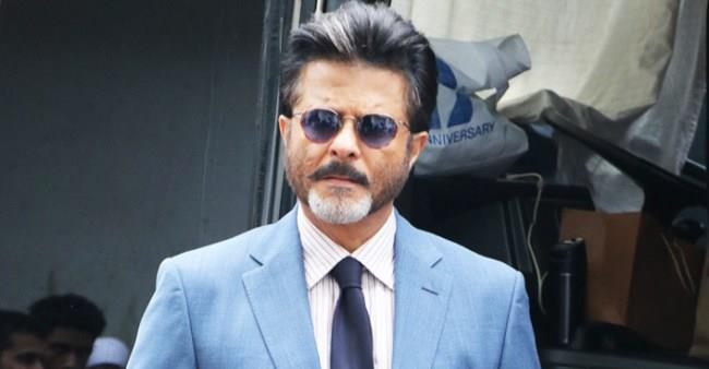 Forget 10 Years Challenge And Take Anil Kapoor's 40 Years Challenge As He Is Acing Over His Age