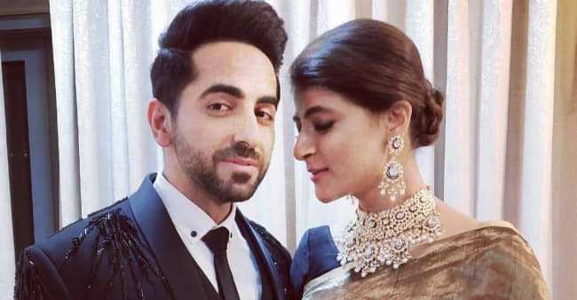 Tahira Kashyap And Ayushmann Khurrana's Love Story Is Simply Mesmerizing And We Are Totally Gushing Over Them