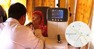 Tamilnadu's small village Madathattuvilai has the highest number of eye donors