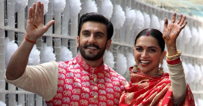 Ranveer Is Very Keen On Working With Wife Deepika, But They Don't Have Any Films Together In 2019