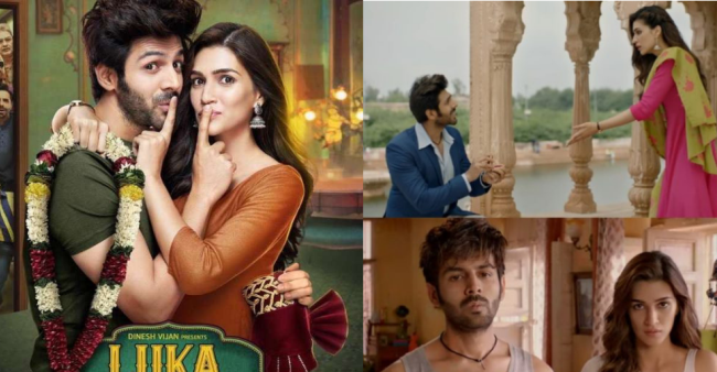 Luka Chuppi Trailer: Kartik-Kriti's Crazy Love Story Takes You To A Roller Coaster Laughter Ride