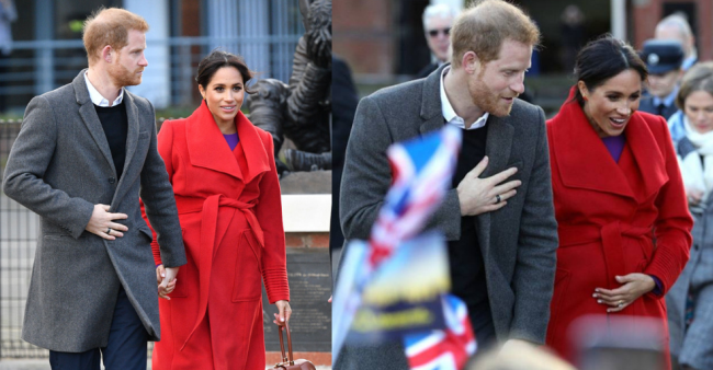 Meghan And Harry Reveals The Due Date Of The Royal Baby Which Is Just Few Months Away