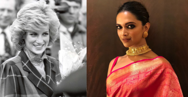 Deepika Padukone Keen On Playing Princess Diana Onscreen And The Reason Will Amaze You