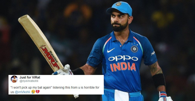Virat Kohli Talks About His Retirement Plans And Fans Are Heart-Broken