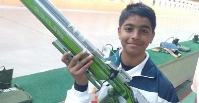 10 YO Boy Named Abhinav Shaw Is The Youngest Gold Medallist In Khelo Games In India