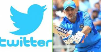 Dhoni's performance in ODI against Aussies receive praises, Twitter is jumping with joy