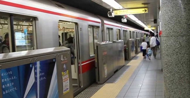 Tokyo Metro Will Offer Free Soba Noodles To Avoid Overcrowding on trains in peak hour