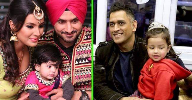 Proud Indian Cricketers Who Are Blessed With Beautiful Baby Girls