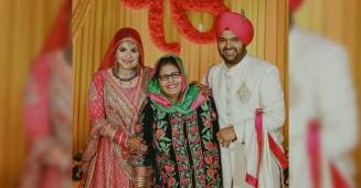 Kapil Sharma's Wife Ginni Wished Mom-In-Law In The Most Adorable Way On Her Birthday