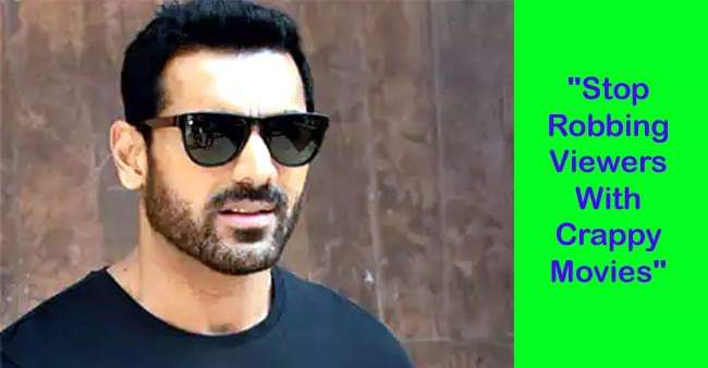 John Abraham Takes A Jibe At Highest Paid Actors Who Entertain Viewers With Their Nonsensical Movies