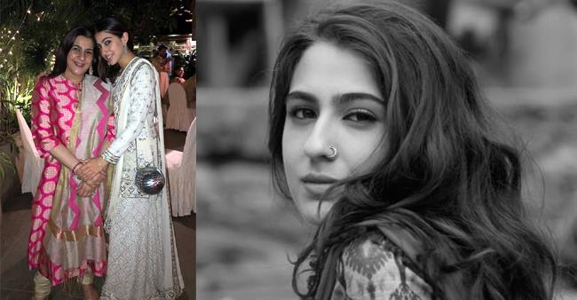 Born in an unsorted family, Sara Ali Khan is the new heroine that Industry was waiting for