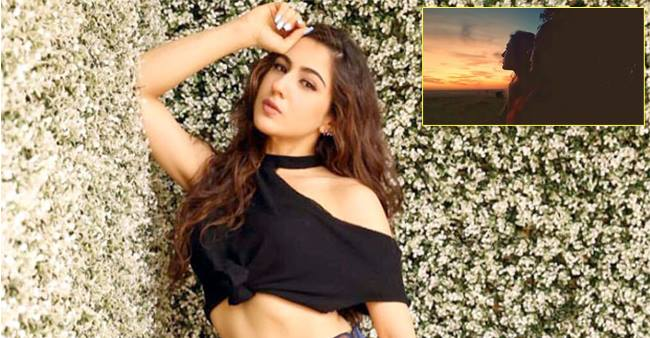 Sara Ali Khan Is Having A Whale Of Time With Mom Amrita In The African Continent