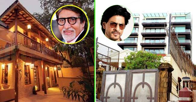 Most expensive Bunglows Bollywood Celebrities owns