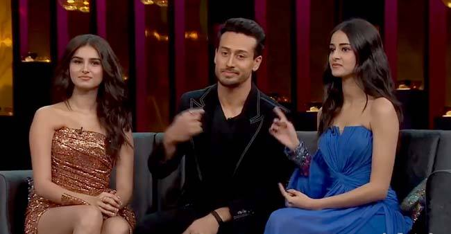 Ananya Panday Won Hearts As She Appeared On KWK 6 And Her Expressions Are New Memes In Trend