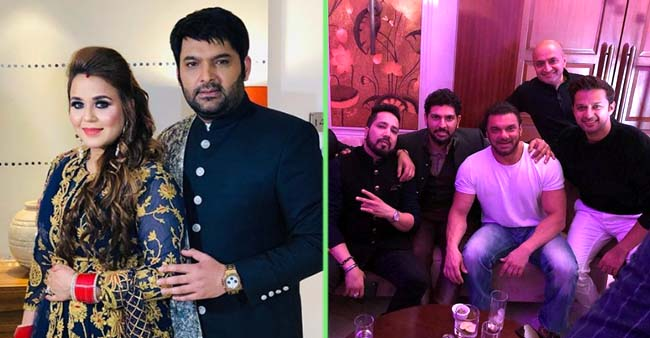 All you need to know about Kapil and Ginni Chatrath's Third wedding Reception at New Delhi