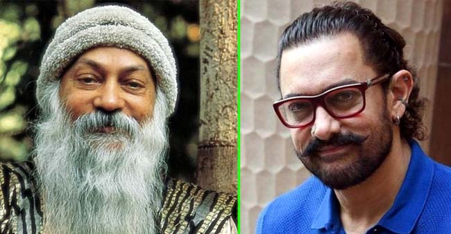 Taking a hold on Osho biopic, Aamir Khan might join the ambitious project, MOGUL again