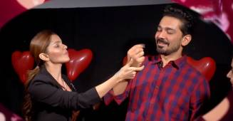 This is what Rubina Dilaik said about Her First Ever Date with Abhishek Shukla