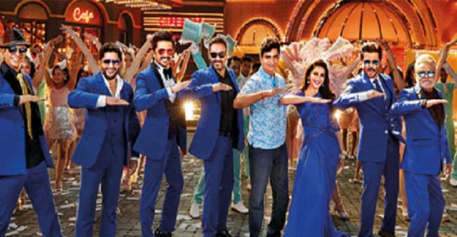 Total Dhamaal: The Box Office collection of the comedy series is gearing up to enter 100 crores club