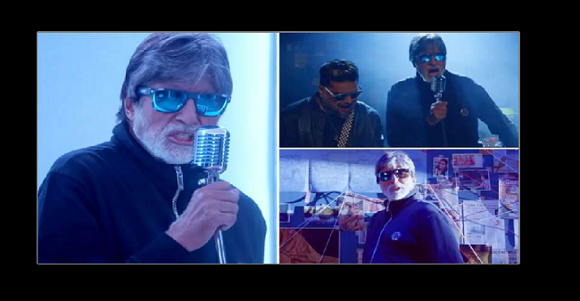 New Song Alert : 'Aukaat' from Badla features Big-B showing off his rapping skills like a PRO