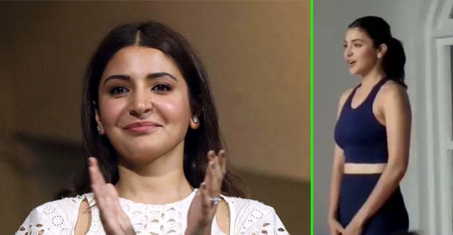 Anushka Sharma shares pictures from her sets and she looks as stunning as always even off camera
