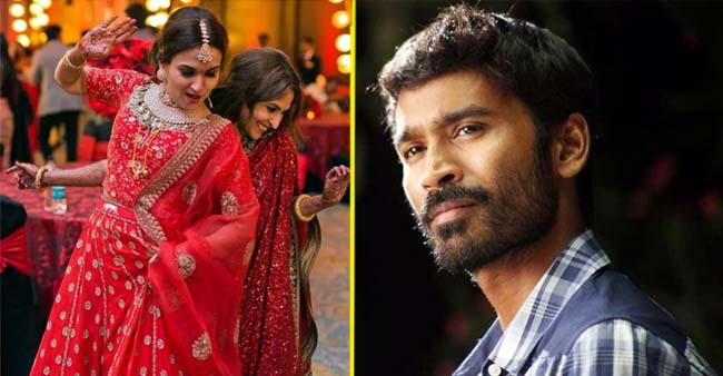 Dhanush Welcomes His Wife Aishwarya On Instagram With An Adorable Message