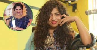 RJ Malishka Honored With Dada Saheb Phalke Award, For The Newly Introduced Radio Category