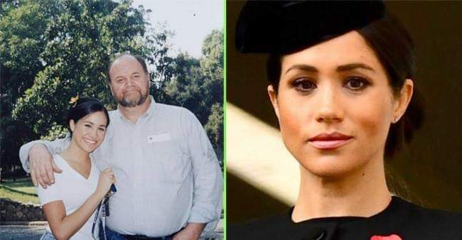 Daddy Your actions have broken my heart into a Million Pieces: Meghan Markle Letter To Her Father, Prior Her Marriage