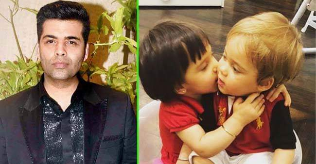 Karan Johar plans to celebrate Twins Yash and Roohi's Second Birthday; Taimur, Laksshya, Innaya would be invited