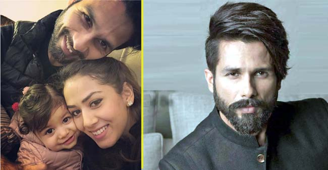 On Shahid Kapoor's Birthday, Check Out These Adorable Pictures That Truly Shows He is A Perfect Family Man