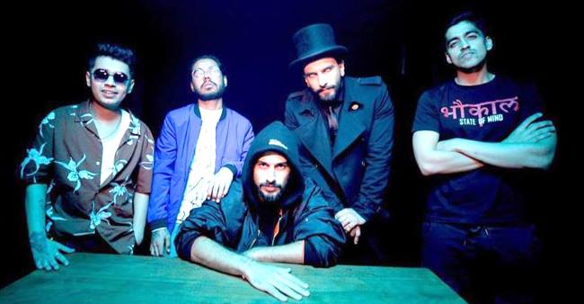 Ranveer Singh has his own Record Label now, IncInk and we are so excited.
