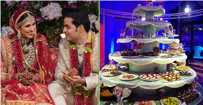 All These Lavish Dishes Were Served At Akash Ambani and Shloka Mehta's wedding
