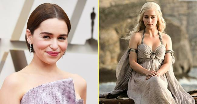 Emilia Clarke, The Khaleesi of Show GoT speaks about Her payout for the Popular Show