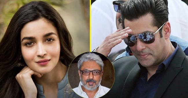 Inshallah: Salman Khan and SLB are Magical together and I can't wait to join them Says Alia Bhatt