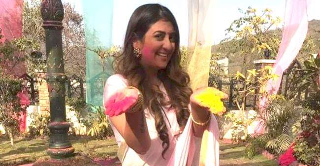 Juhi Parmar states that she is 'here to live' and thankful for a second life.