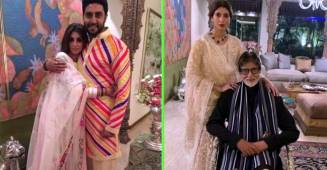 Abhishek Bachchan wishes the sister in the sweetest way While Deepika and Katrina's comments are unmissable