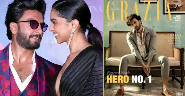 Here's What Deepika Padukone Has to Say About 'Hero No. 1' Ranveer Singh