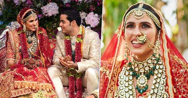 You can't MISS These Unseen Pictures Of Elegant Bride, Shloka Mehta