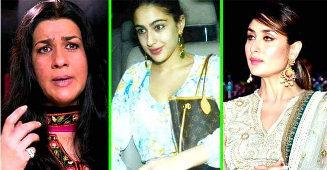 Sara Ali Khan on accepting Kareena Kapoor; Reveals That Mom Amrita Singh Is The Reason She Loves Kareena