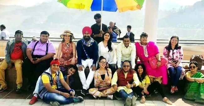 Taarak Mehta Ka Ooltah Chashmah Team Enjoys on a cruise in Singapore – See PICS