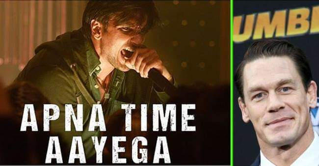 John Cena Shares Ranveer Singh's 'Apna Time Ayega' on Instagram, Fans Goes Crazy